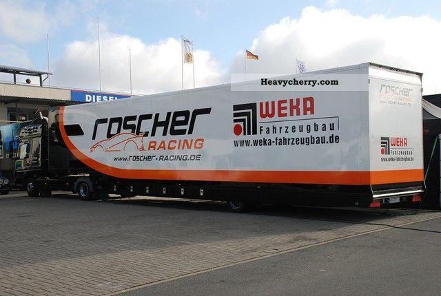Racing Truck Racing Trailer Race Tractor Tent Car