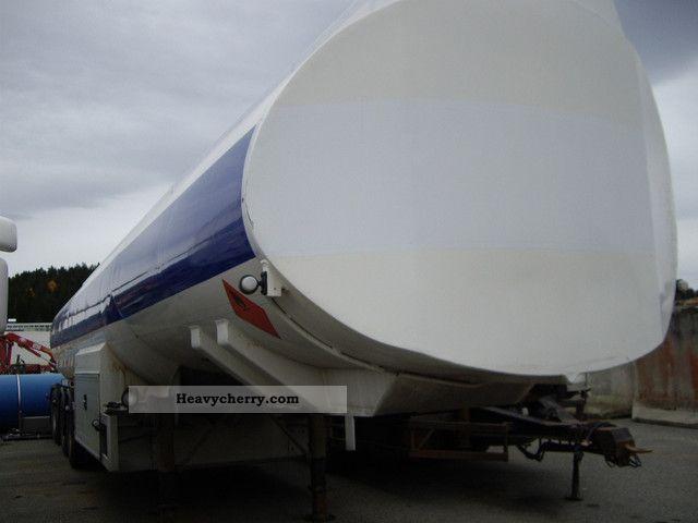 1998 Other  Mopro tank semi Semi-trailer Tank body photo