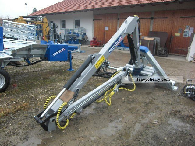 3 Point Tractor Crane : Binderberger point crane fk agricultural