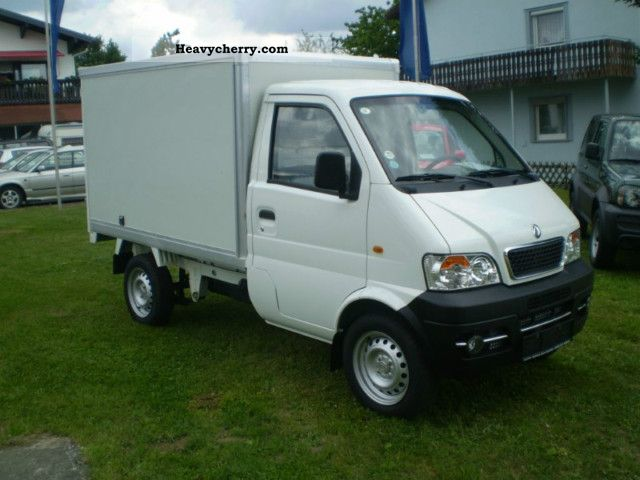 2011 Other DFM Mini Truck 1.1 Cargo Box Van or truck up to 7.5t Box ... & DFM Mini Truck 1.1 Cargo Box 2011 Box Truck Photo and Specs Aboutintivar.Com