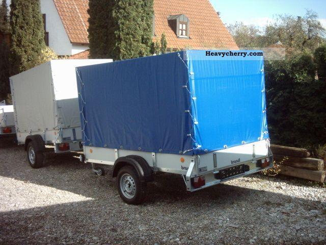 new 750 kg extra wide 1 5 m brandl plane 2011 trailer. Black Bedroom Furniture Sets. Home Design Ideas