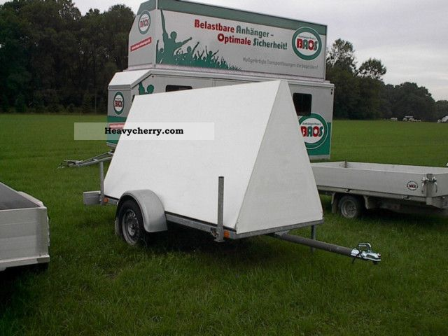 2004 Other BAOS promotional trailers Trailer Other trailers photo