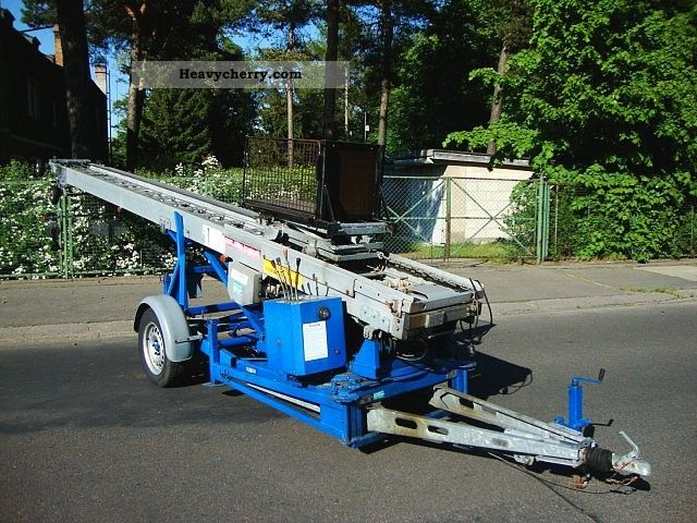 Klaas 21 6 Ka Funicular Lift Roofing Furniture 1999 Furniture Lift Trailer Photo And Specs