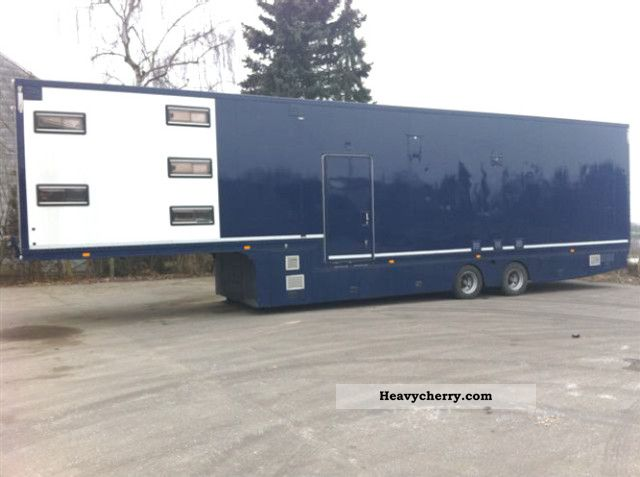 1992 Other  Achleitner Semi-trailer Other semi-trailers photo