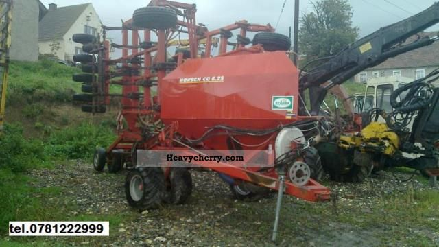 1997 Other  HORSCH 6:25 Agricultural vehicle Seeder photo