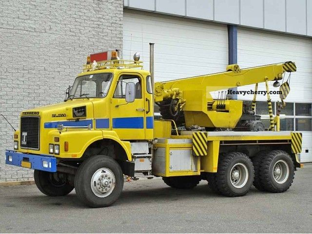 1975 Other  Terberg SF-1350 Truck over 7.5t Breakdown truck photo