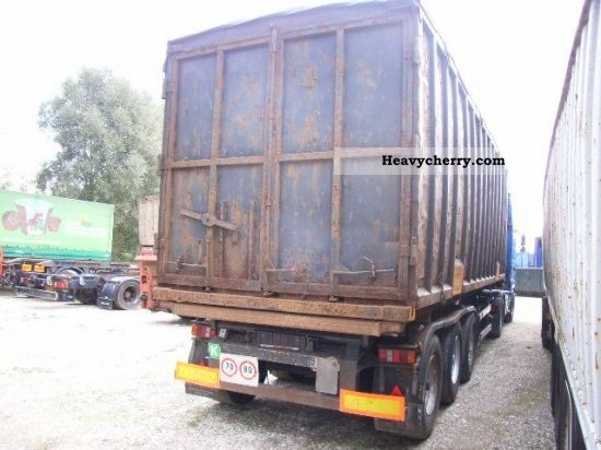 sa 39 l atl 30 ft container chassis kipp 1996 swap chassis. Black Bedroom Furniture Sets. Home Design Ideas