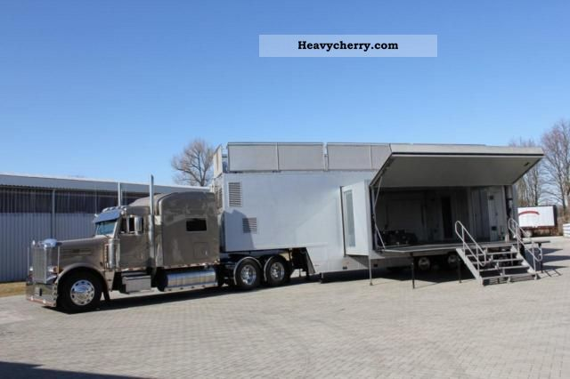 2005 Other  Show Promotion Show Truck U.S. stage Semi-trailer Other semi-trailers photo