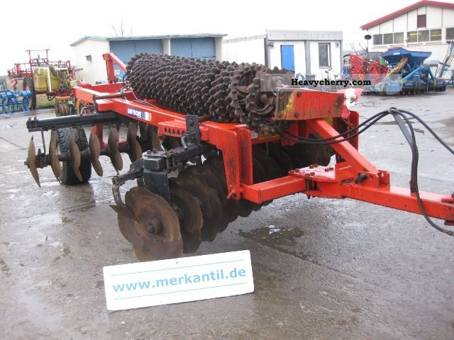 1998 Other  Qivogne APAV Agricultural vehicle Harrowing equipment photo