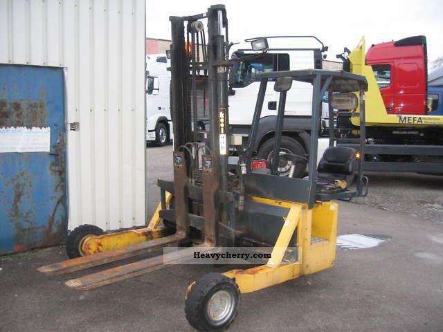 2001 Other  Kooi Aap forklift Forklift truck Other forklift trucks photo