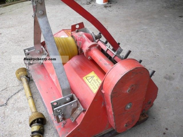 2011 Other  HMF Fischer Mulcher Agricultural vehicle Mulcher photo