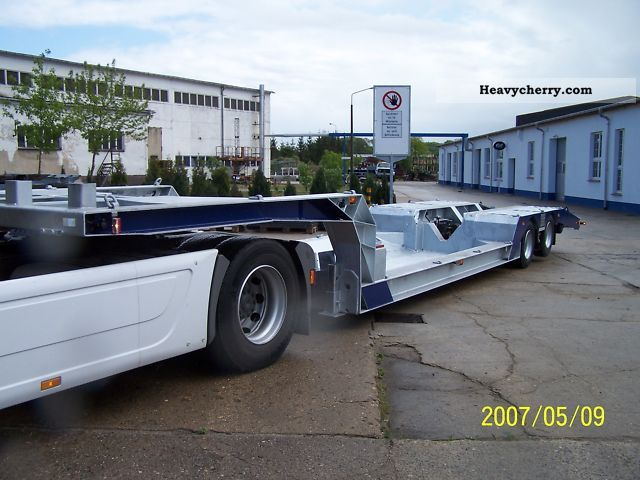 2011 Other  Boat transporters YT 2/30 F Boat Transporters Semi-trailer Other semi-trailers photo