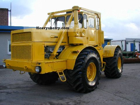kirovets k700 a 1992 agricultural tractor photo and specs. Black Bedroom Furniture Sets. Home Design Ideas