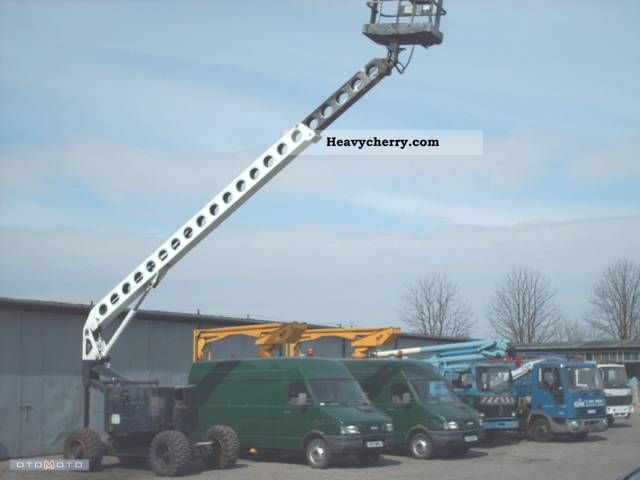 1994 Other  Podnośnik Koszowy-GROVE Construction machine Working platform photo