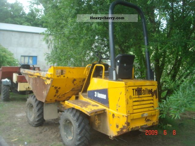 1999 Other  WOZIDŁO BUDOWLANE THWAITES Construction machine Other construction vehicles photo