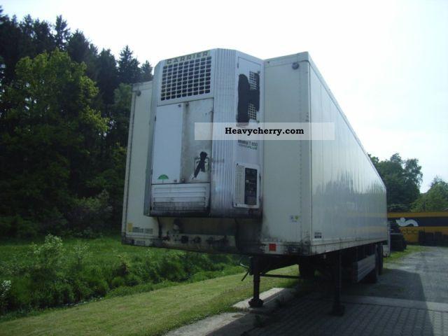1998 Other  Pipe SA 28-L Semi-trailer Refrigerator body photo