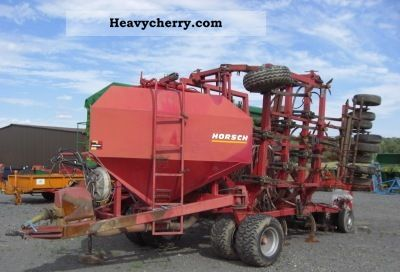 1995 Other  Horsch CO 6.25 Agricultural vehicle Seeder photo