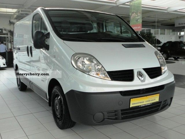 renault trafic 2 5 dci 115 l1h1 2009 box type delivery van. Black Bedroom Furniture Sets. Home Design Ideas