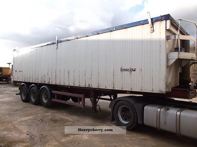 2003 Benalu  Greater DUMP 52m ³ Semi-trailer Other semi-trailers photo