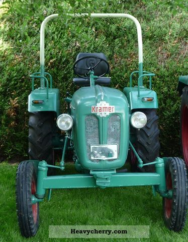 2011 Kramer  KL 200 Agricultural vehicle Tractor photo