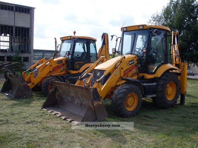 2007 JCB  3CX CONTRACTOR Construction machine Mobile digger photo