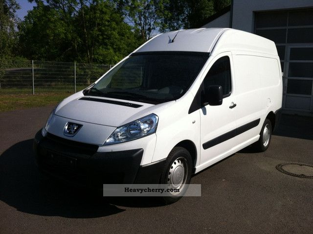 peugeot expert 29 long high l2h2 euro4 2009 box type delivery van high and long photo and specs. Black Bedroom Furniture Sets. Home Design Ideas
