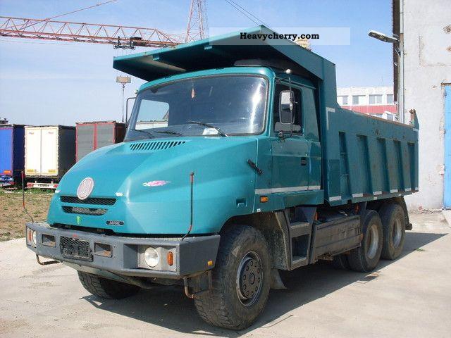 2003 Tatra  JAMAL-163 Truck over 7.5t Tipper photo