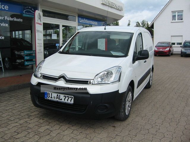citroen citro n berlingo l1 1 6 hdi 75 fap niv 2012 box. Black Bedroom Furniture Sets. Home Design Ideas