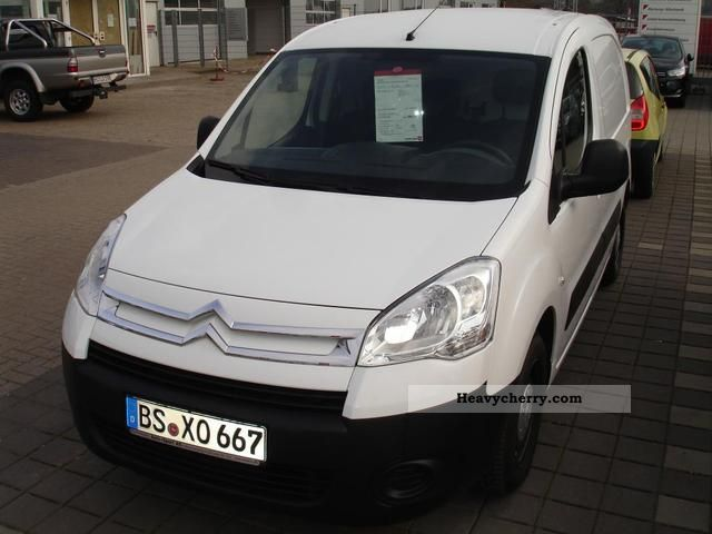 citroen citro n berlingo l1 1 6 hdi 90 level b 2010 box type delivery van photo and specs. Black Bedroom Furniture Sets. Home Design Ideas