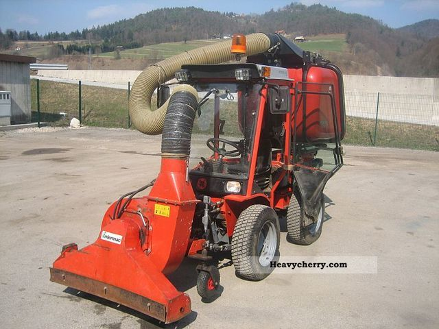 1998 Carraro  Super park 3800 hst Agricultural vehicle Tractor photo