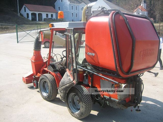 Carraro Super park 3800 hst 1998 Agricultural Tractor Photo