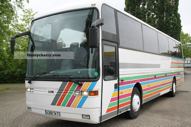 1996 EOS  E 180 Z 90 Coach Van Hool Coach Coaches photo