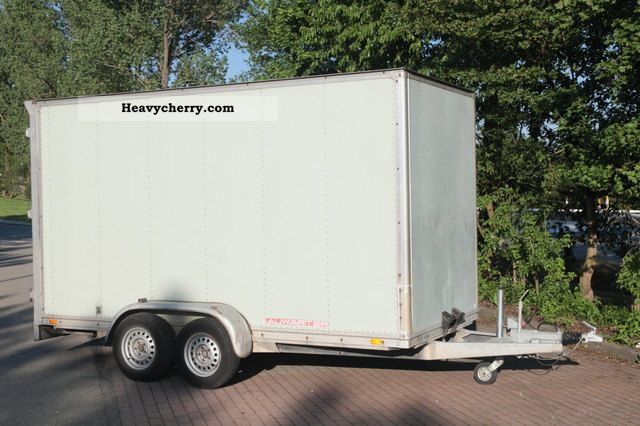 Box, Trailer Commercial Vehicles With Pictures (Page 1