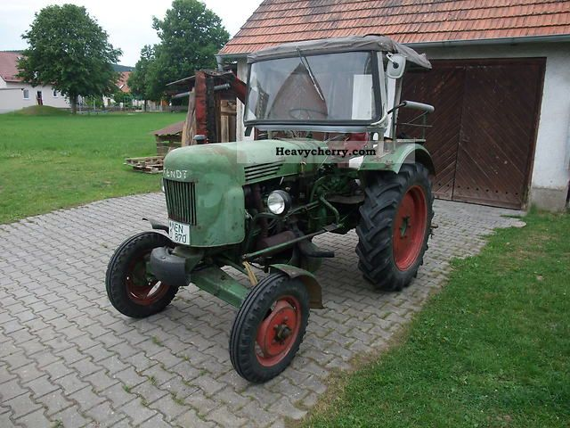 fendt dieselross fw237 1958 agricultural tractor photo and. Black Bedroom Furniture Sets. Home Design Ideas