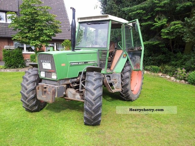 1983 Fendt  309 Agricultural vehicle Tractor photo