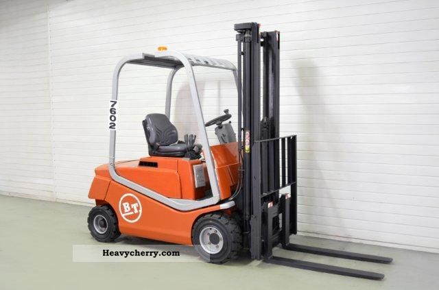 2005 BT  C4E 180, SS, FREE LIFT ONLY 1115Bts! Forklift truck Front-mounted forklift truck photo
