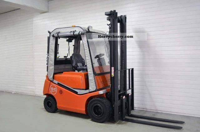 2004 BT  CBG 15, SS, CAB, ONLY 2217Bts! Forklift truck Front-mounted forklift truck photo
