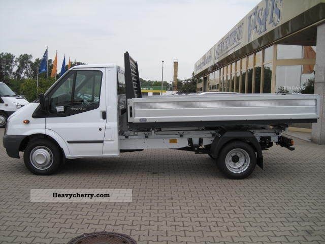 2e658bd5e17992 ... 2011 Ford Transit 2.4 TDCI FT460M 3-way tipper air Van or truck up to