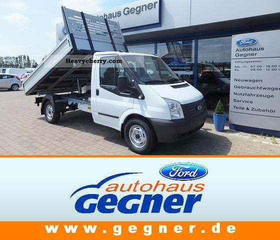 12 Ford Transit 2 2tdci 280s Swb: Tipper, Van Or Truck Up To 7.5t Commercial Vehicles With