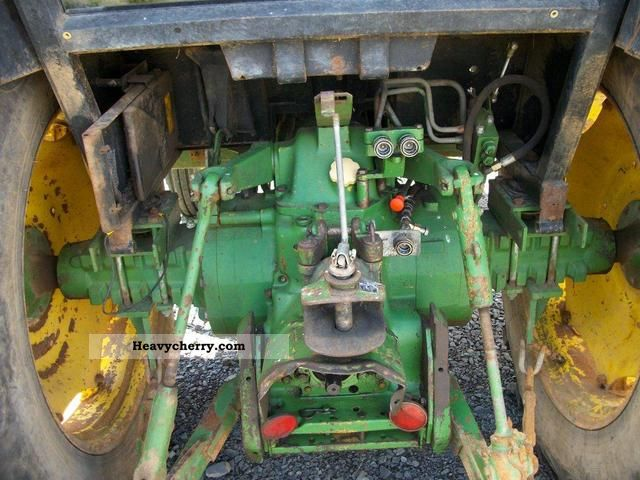 John Deere 2130 Ls 1979 Agricultural Tractor Photo And Specs