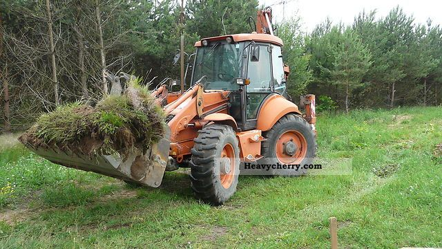 2000 Hitachi  fiat hitachi 200th new holland jcb 115lb 4cx Construction machine Mobile digger photo