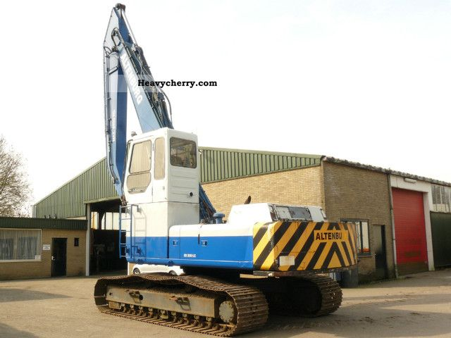1994 Hitachi  EX300 LC Construction machine Caterpillar digger photo
