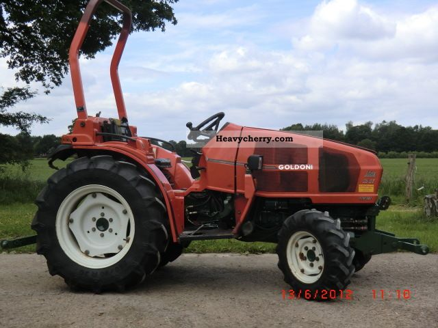2000 Gutbrod  Goldoni Idea 26 DT (like 5025) Agricultural vehicle Tractor photo
