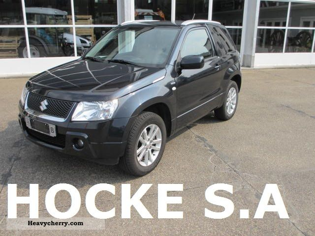 2007 Suzuki  Grand Vitara DDIS 130 hp Van or truck up to 7.5t Box-type delivery van photo