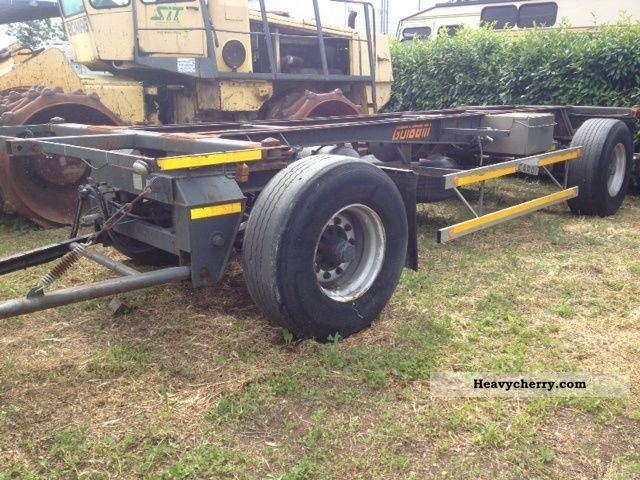 1995 BNG  CARDI 212 TC65 Trailer Chassis photo