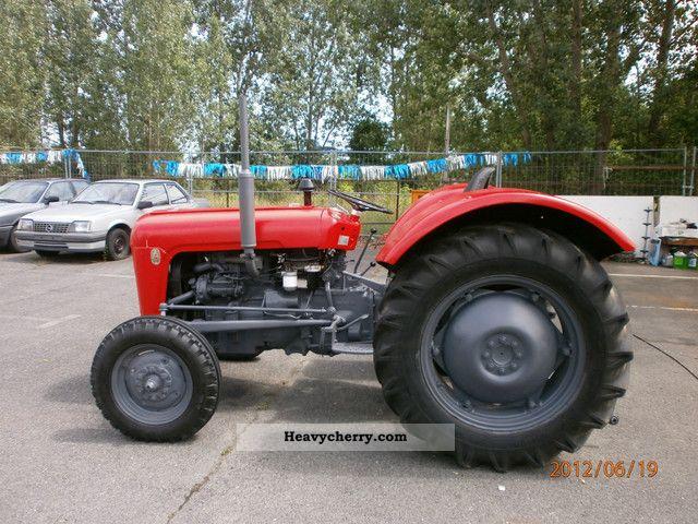 Massey Ferguson 135 Specs : Agco massey ferguson agricultural tractor photo