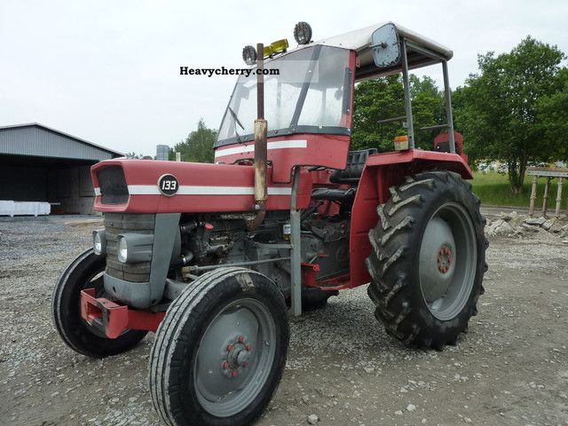 1976 Agco / Massey Ferguson  MF 133 financing possible!! Agricultural vehicle Tractor photo