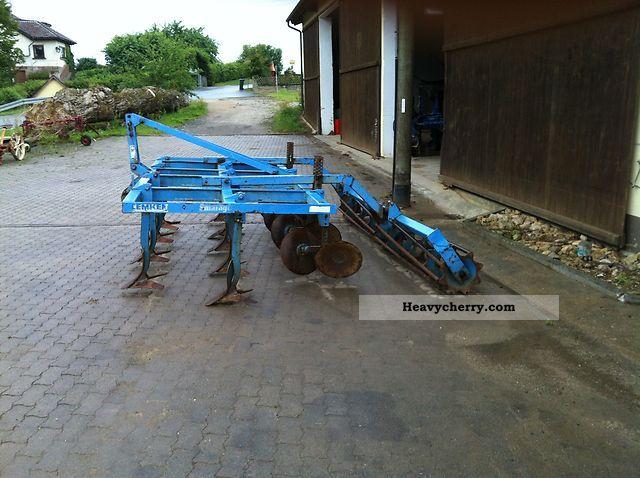 2012 Lemken  Emerald 9 to 3.90 meters Agricultural vehicle Harrowing equipment photo