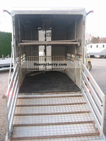 Henra Animal Transport 2002 Cattle Truck Trailer Photo And