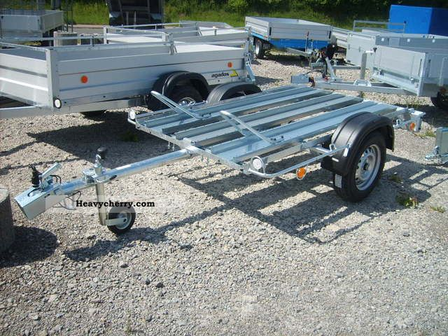 2012 Agados  KANGAROO Trailer Motortcycle Trailer photo